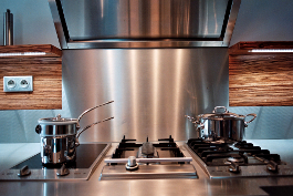 graine d 39 olive r alisations cuisine contemporaine en zebrano. Black Bedroom Furniture Sets. Home Design Ideas